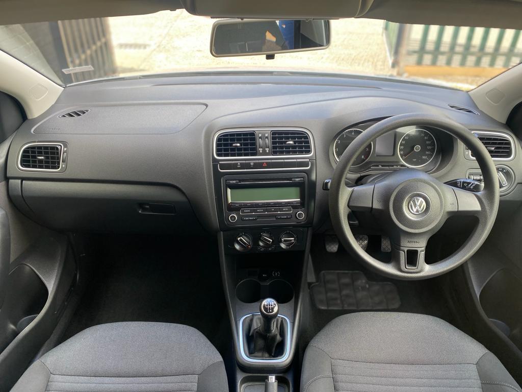 Volkswagen Polo 1.2 2011