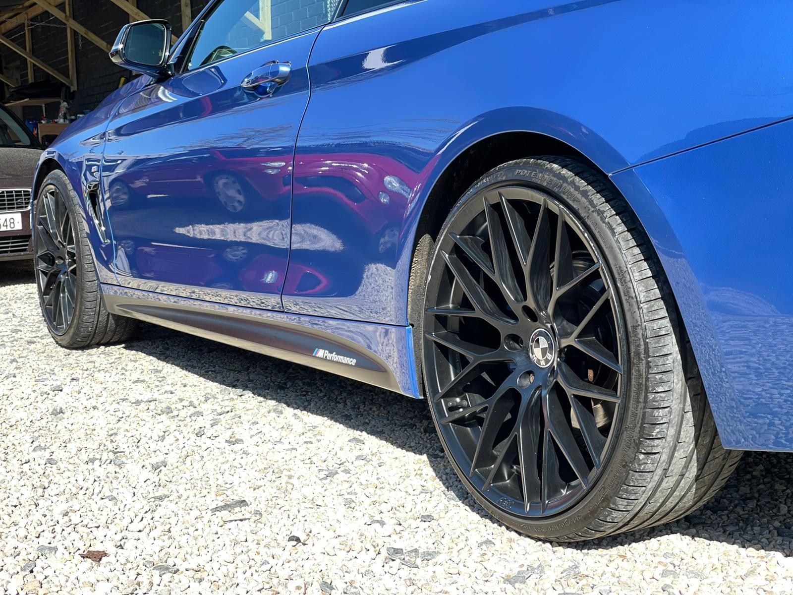 BMW 420d Coupe M Sport 2014