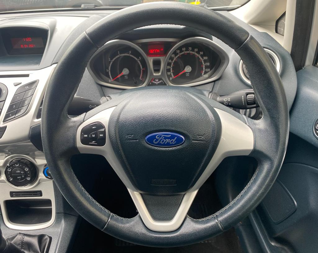 2012 Ford Fiesta 1.4
