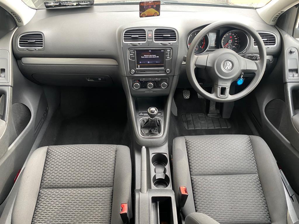 2011 Volkswagen Golf TSI