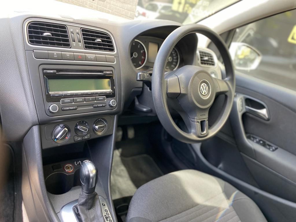 2011 Volkswagen Polo TSI   Automatic