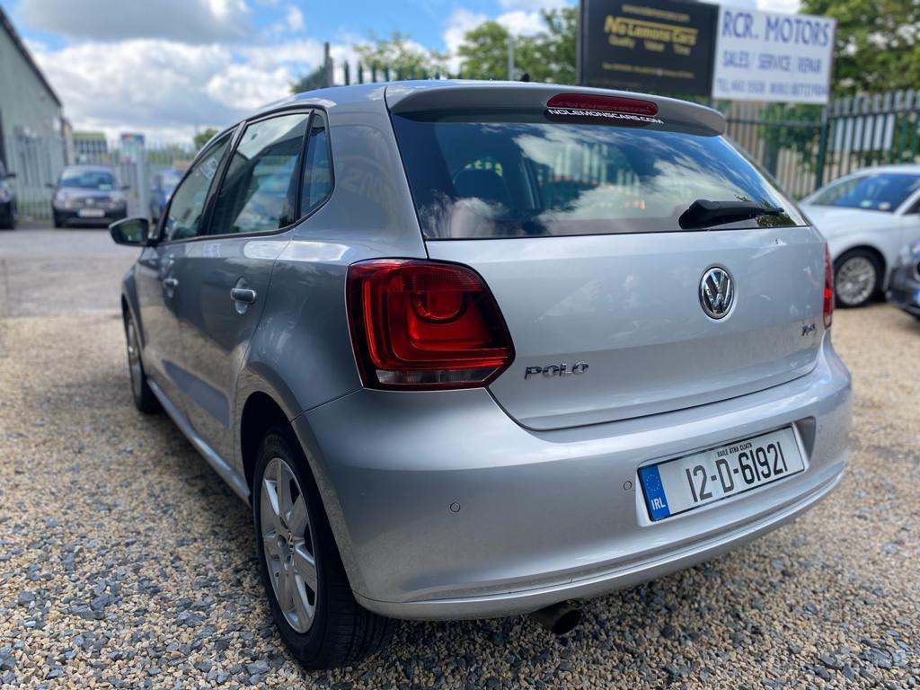2012 Volkswagen Polo TSI | Automatic