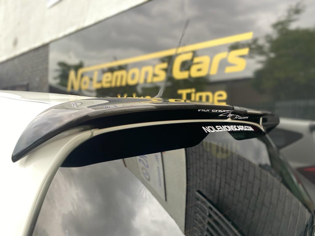 2017 Nissan Note SV Black Pack