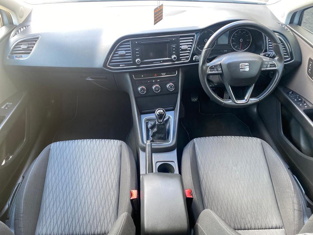 2013 Seat Leon SE TDI