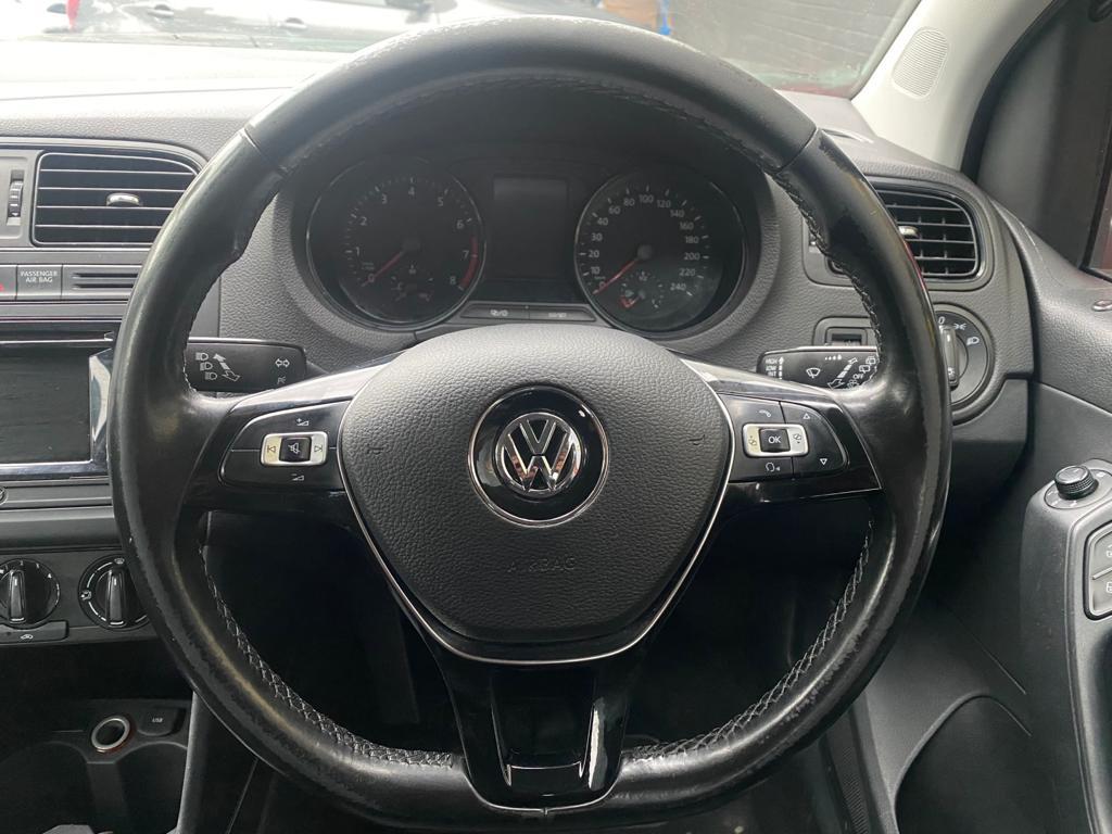 2016 Volkswagen Polo Bluemotion
