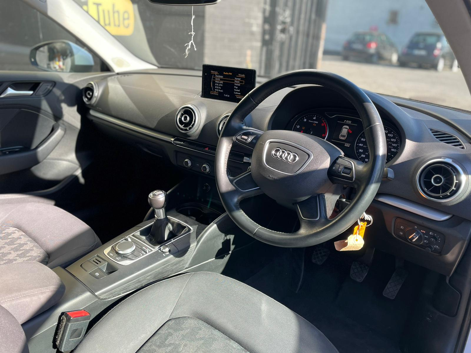 2016 Audi A3 TDI Ultra