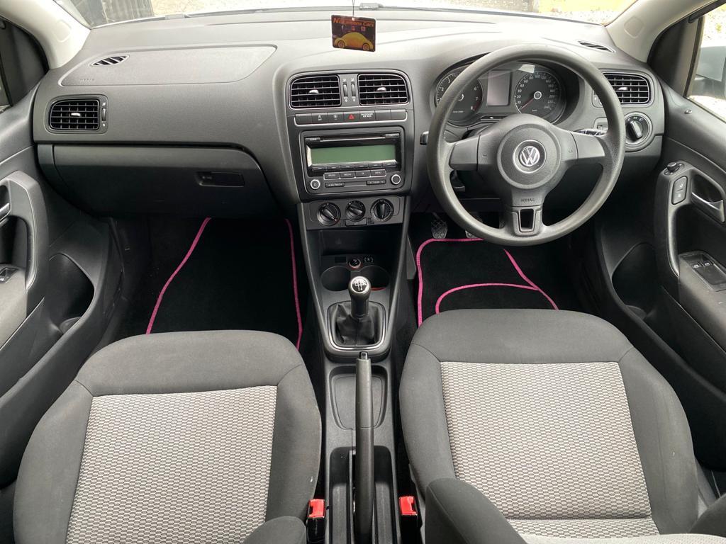 2011 Volkswagen Polo Trendline