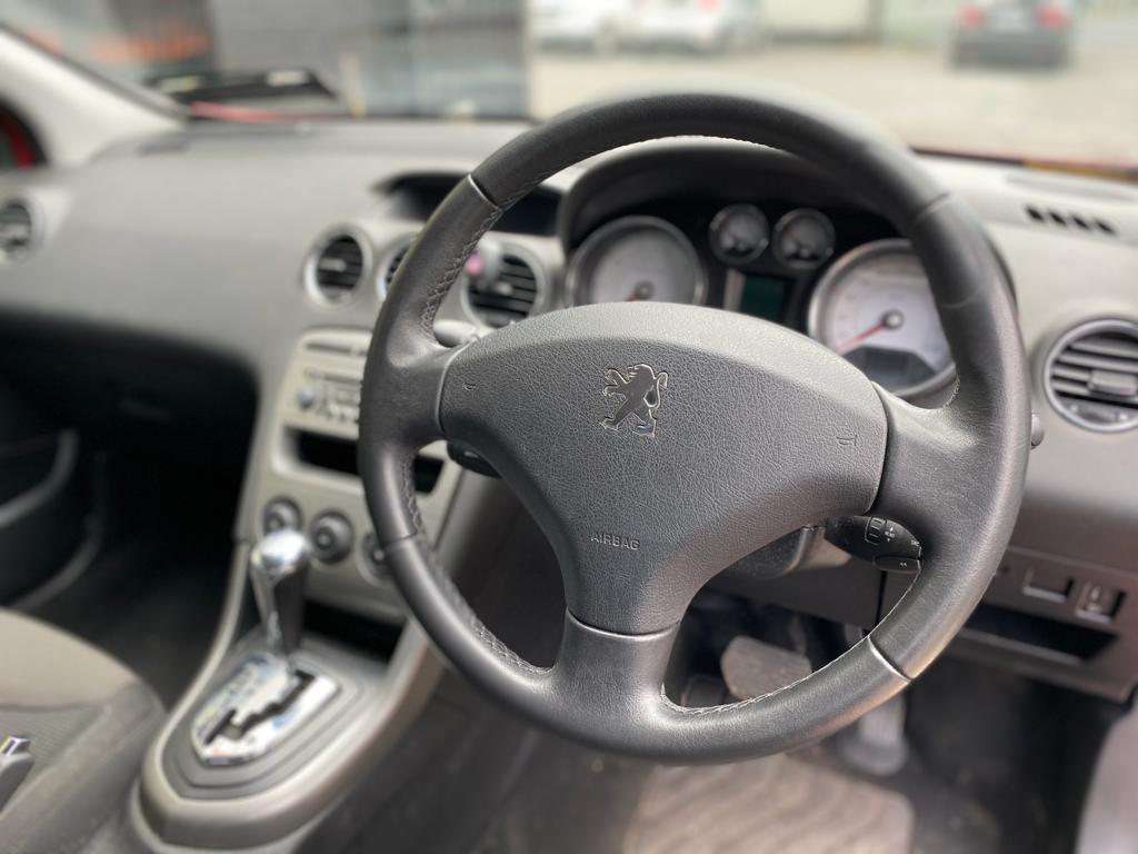 2010 Peugot 308 SX Automatic