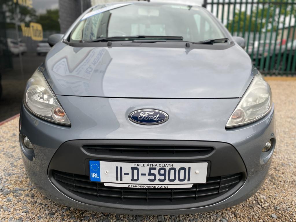 2011 Ford KA TDCI Titanium   High spec