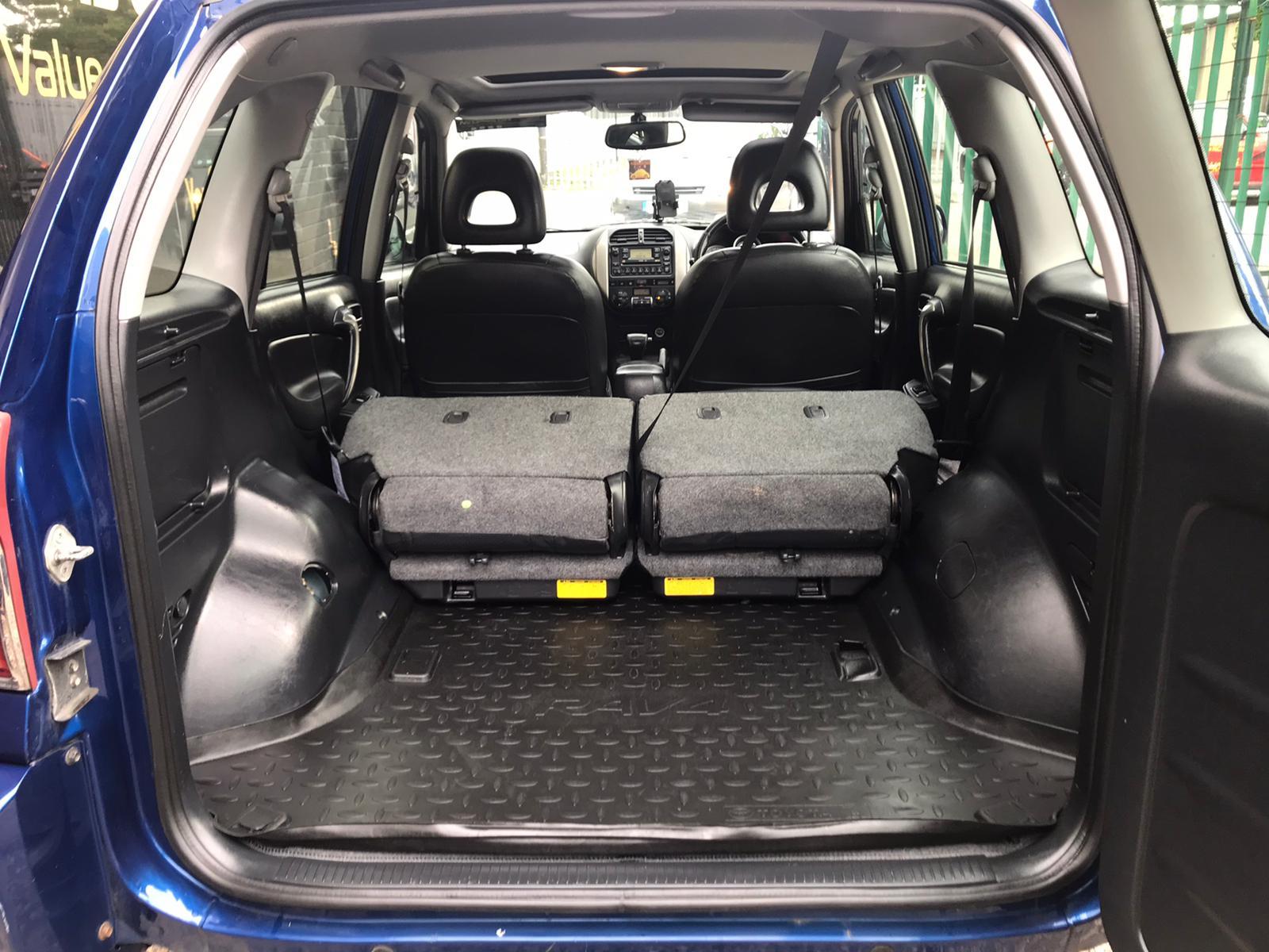 2005 Toyota RAV-4 Automatic