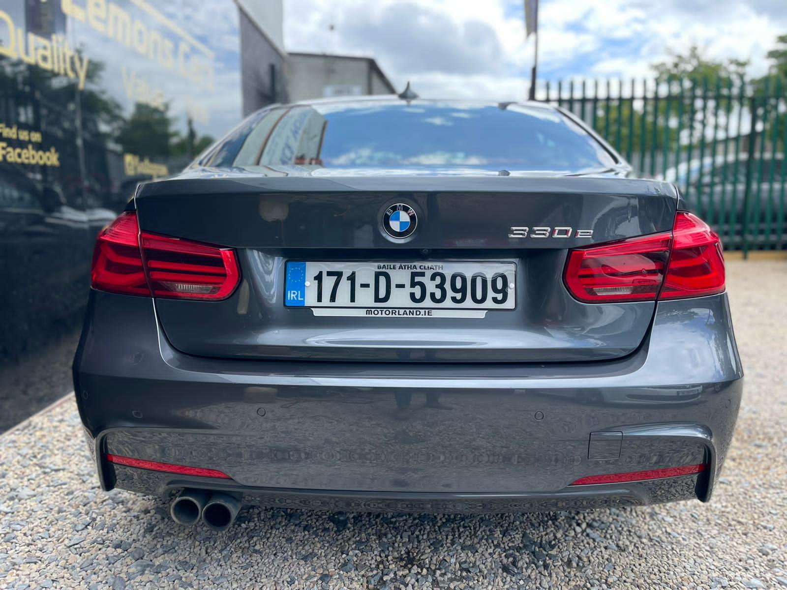 2017 BMW 3-Series M-Performance