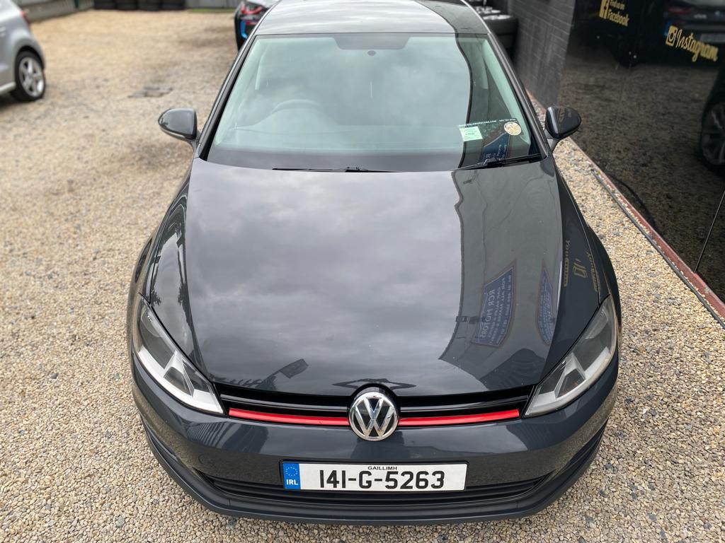 2014 Volkswagen Golf TDI (Bluemotion)