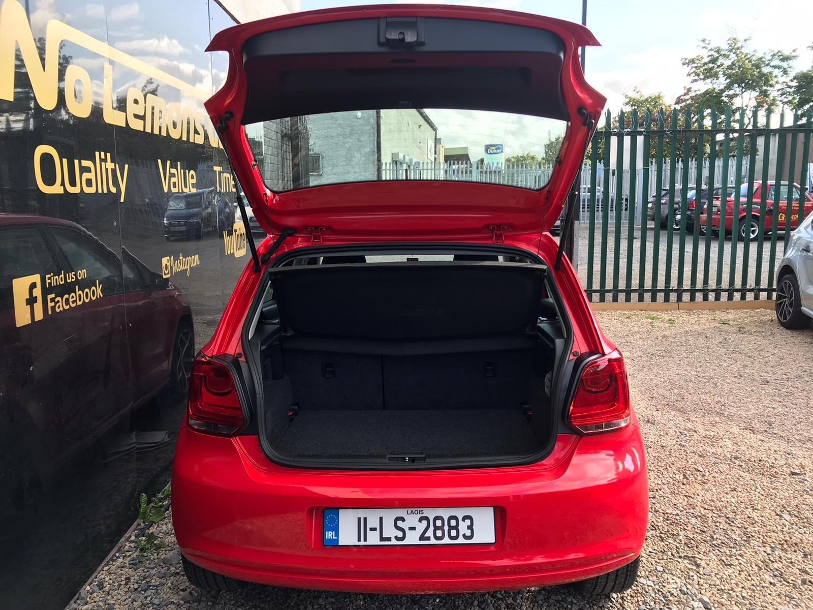 Volkswagen Polo 2011 1.2