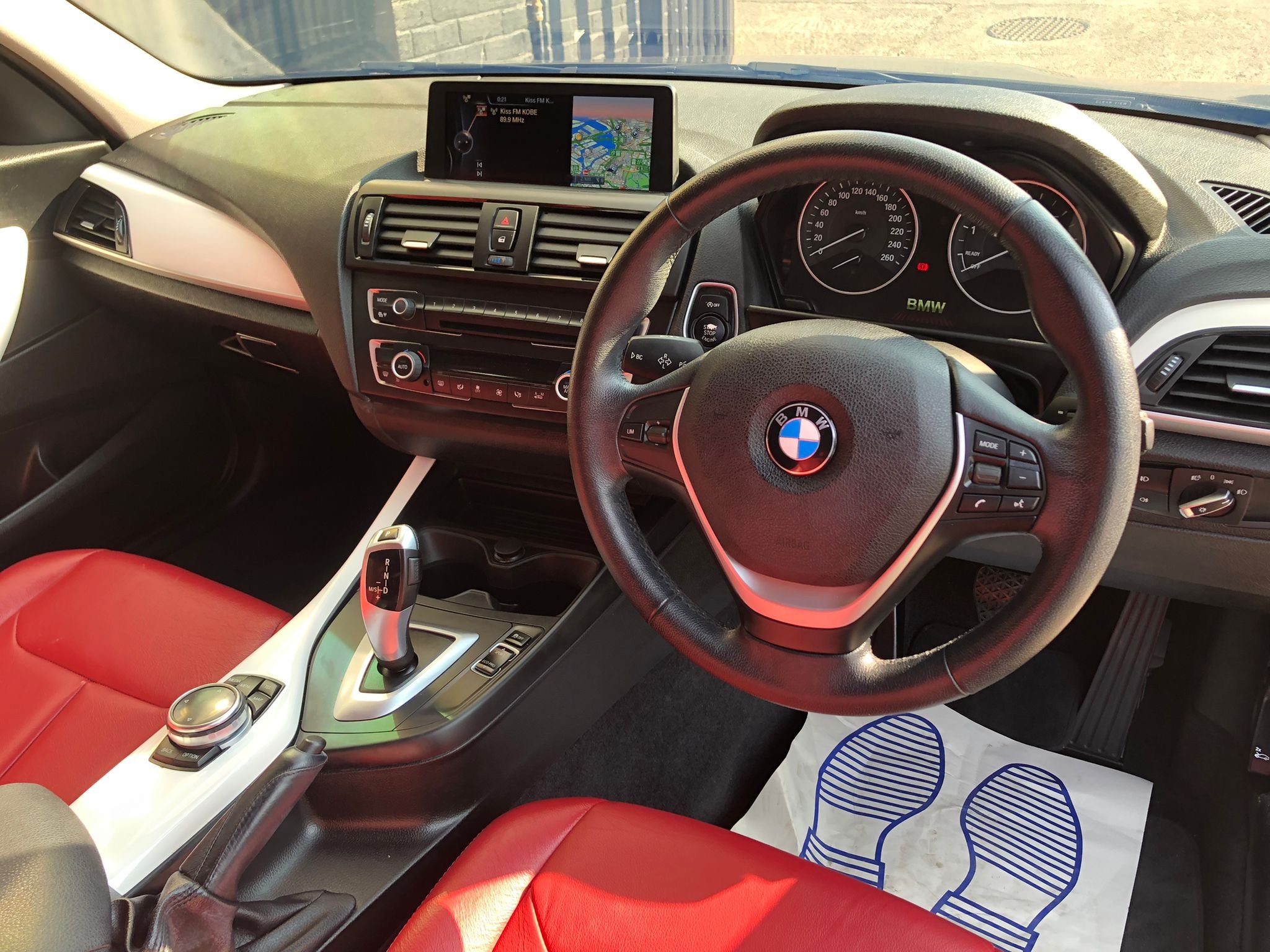BMW 1 Series 116i 2014