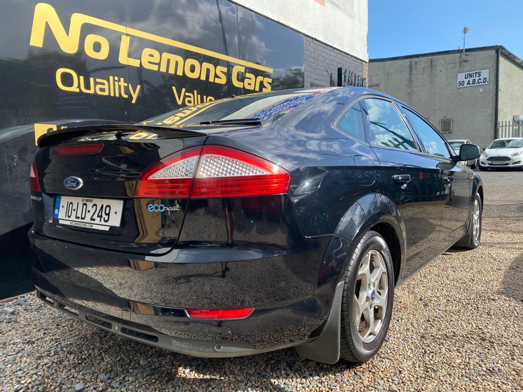 2010 Ford Mondeo TDCi
