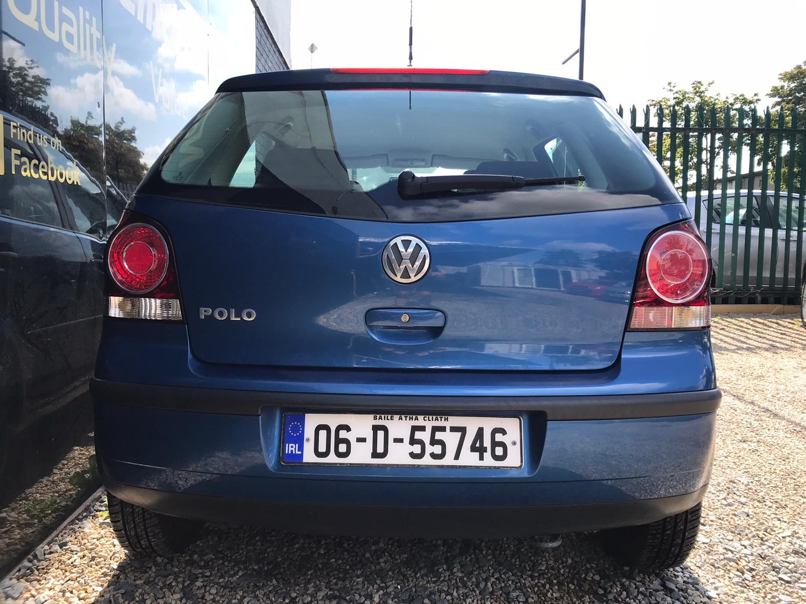 2006 Volkswagen Polo 1.2