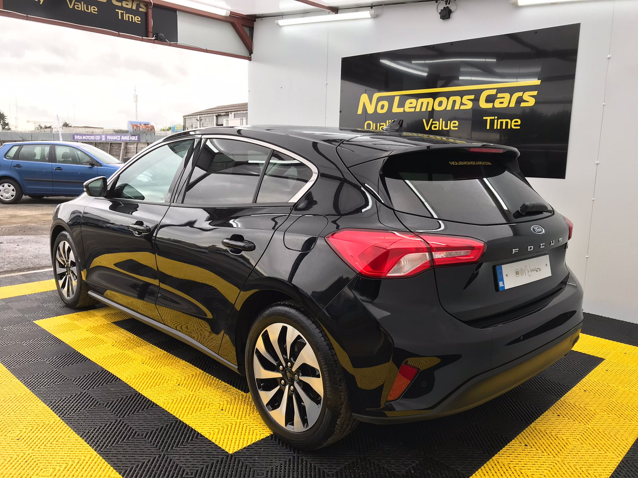 Ford Focus Ecoboost 2019 1.0