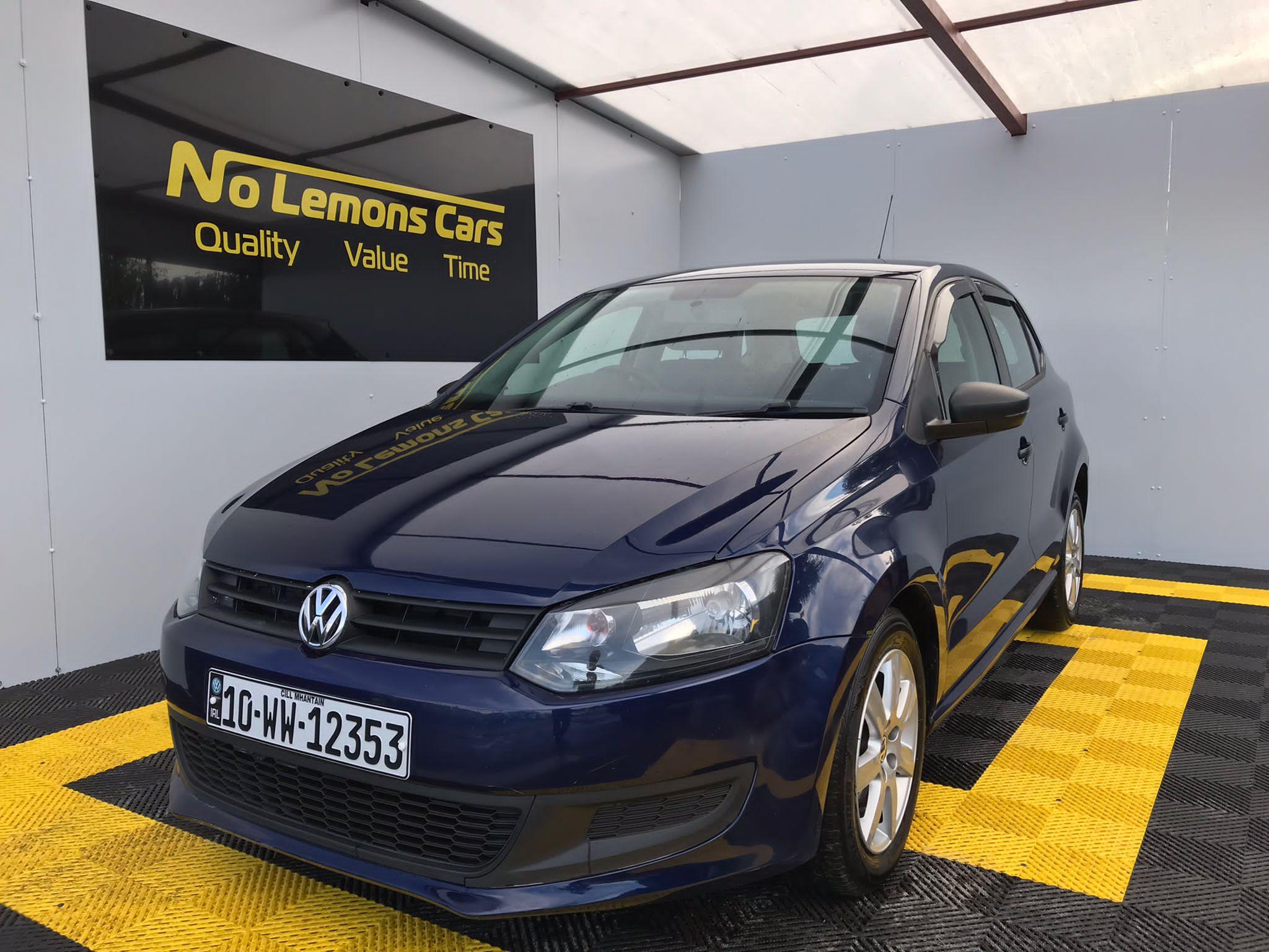 Volkswagen Polo 2010 1.2