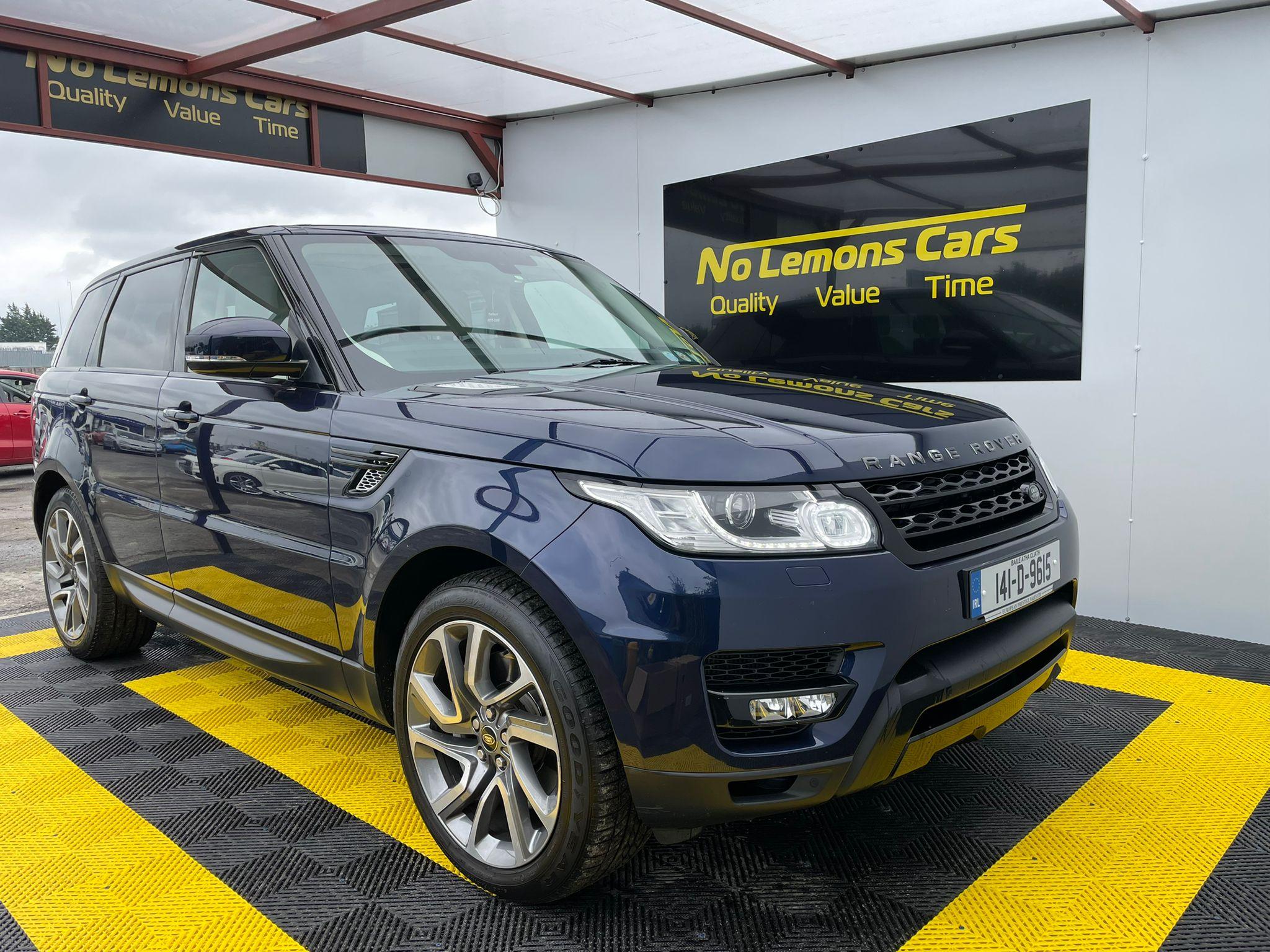 2014 Range Rover Sport SDV6 HSE 5
