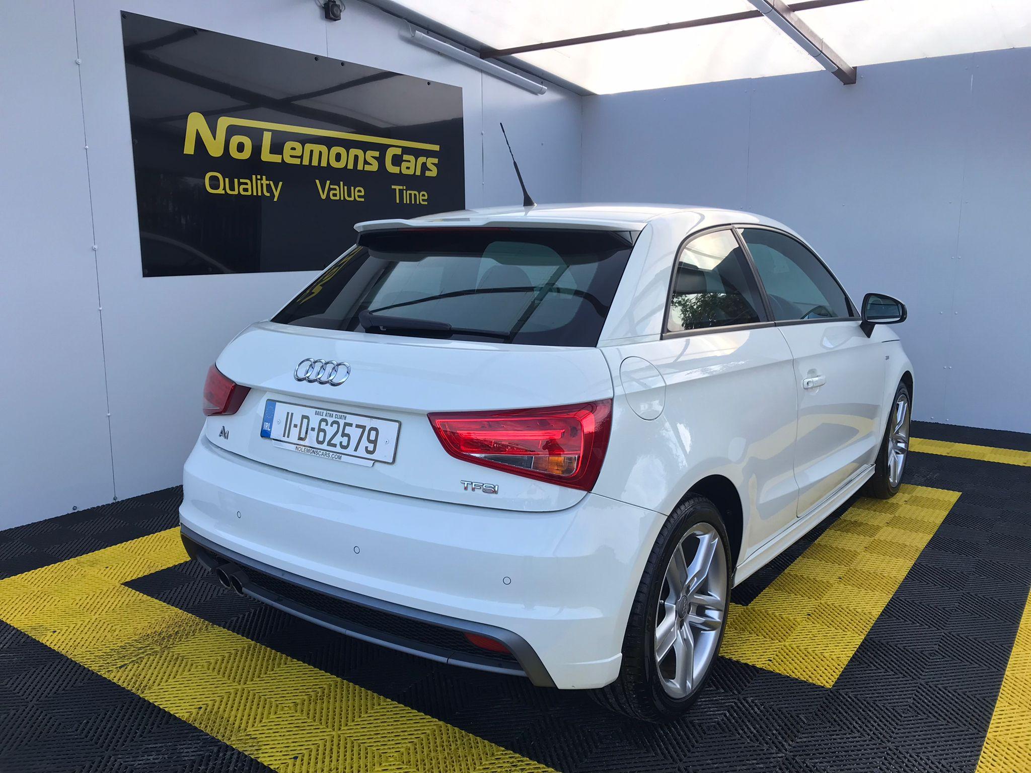 Audi A1 S-Line TFSI 2011 1.4