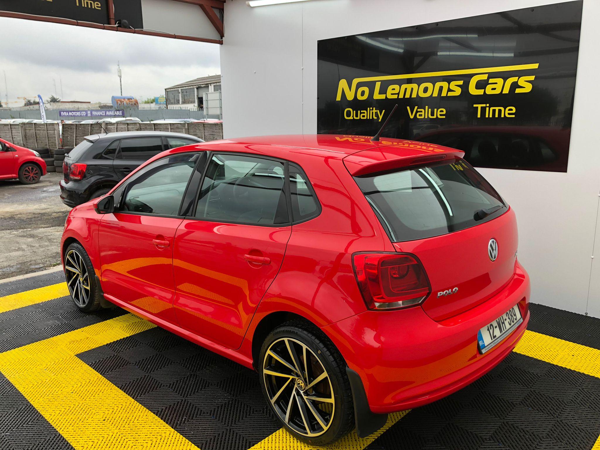 Volkswagen Polo Trendline 2012 1.2