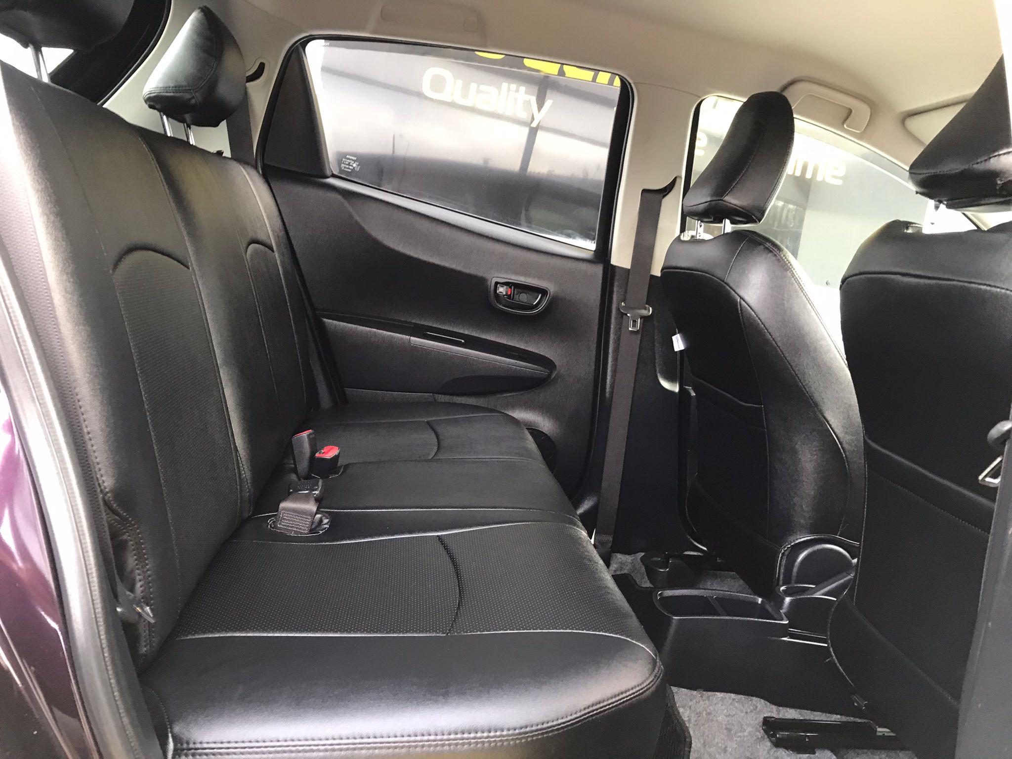 Toyota Yaris/Vitz 4X4 2013 1.3