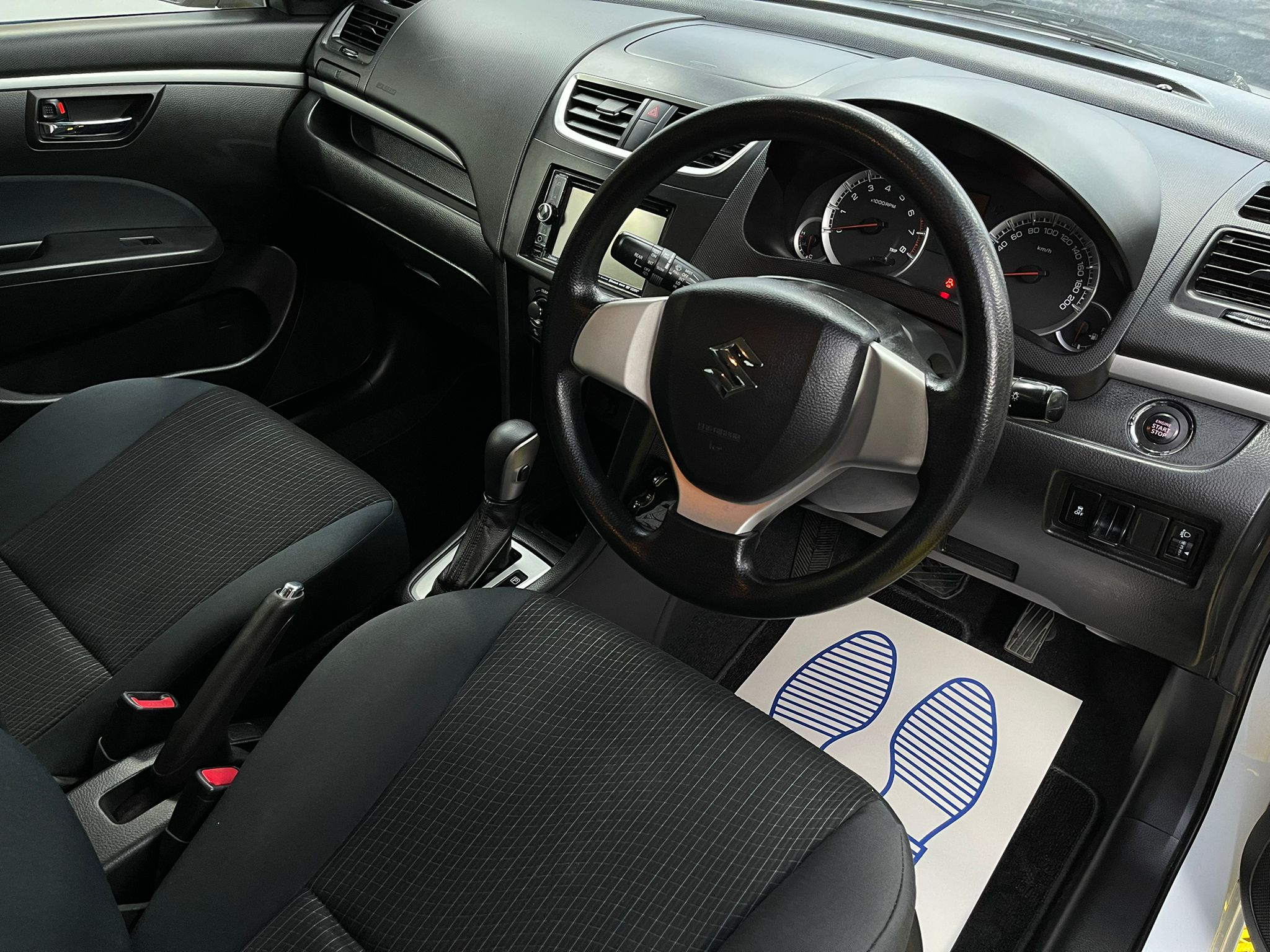 Suzuki Swift 2014 1.3