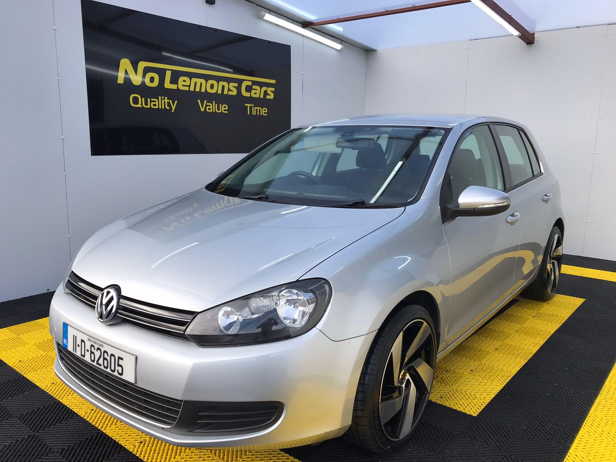Volkswagen Golf 2011 1.2 TSI