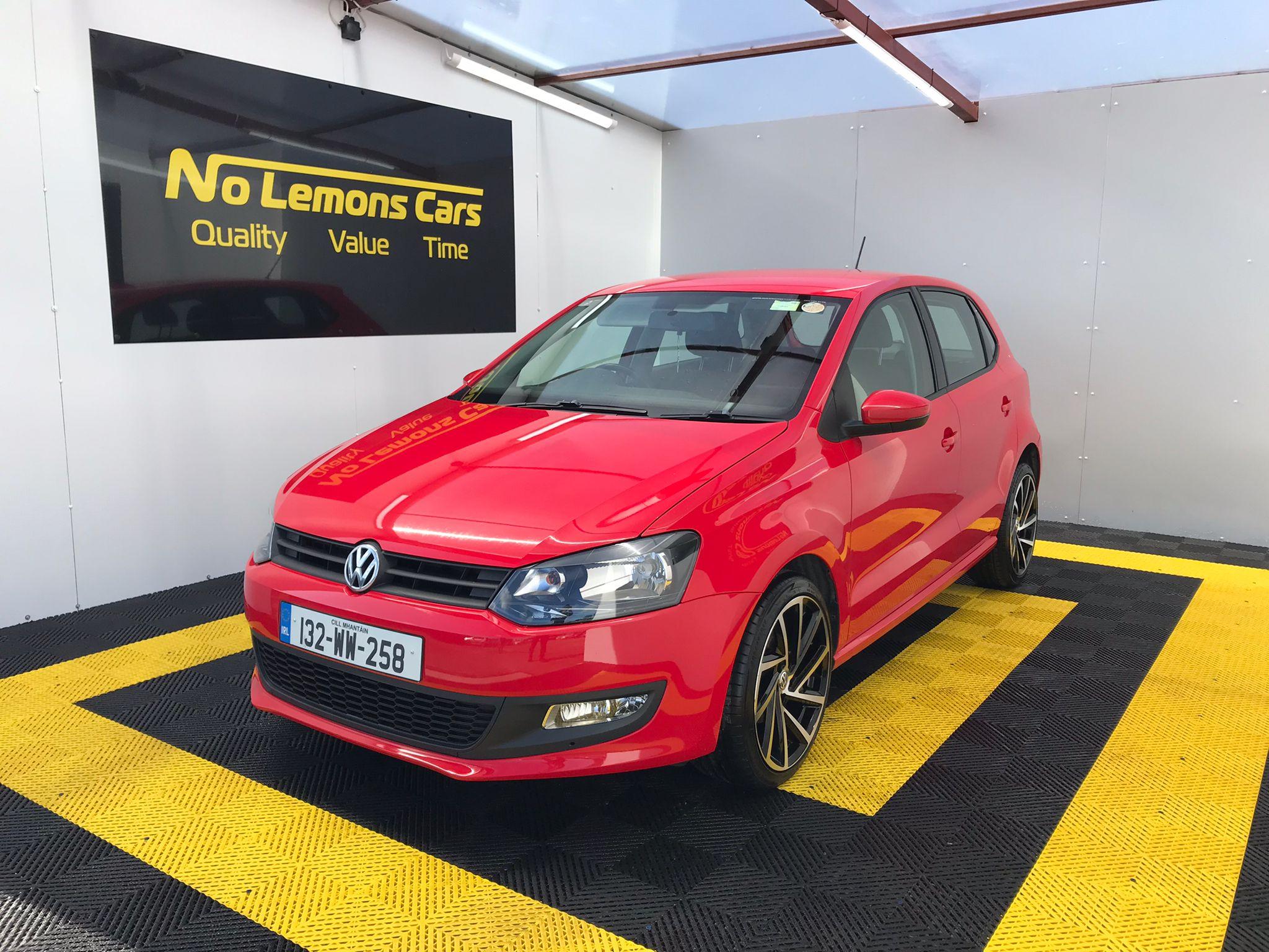 Volkswagen Polo 2013 1.2