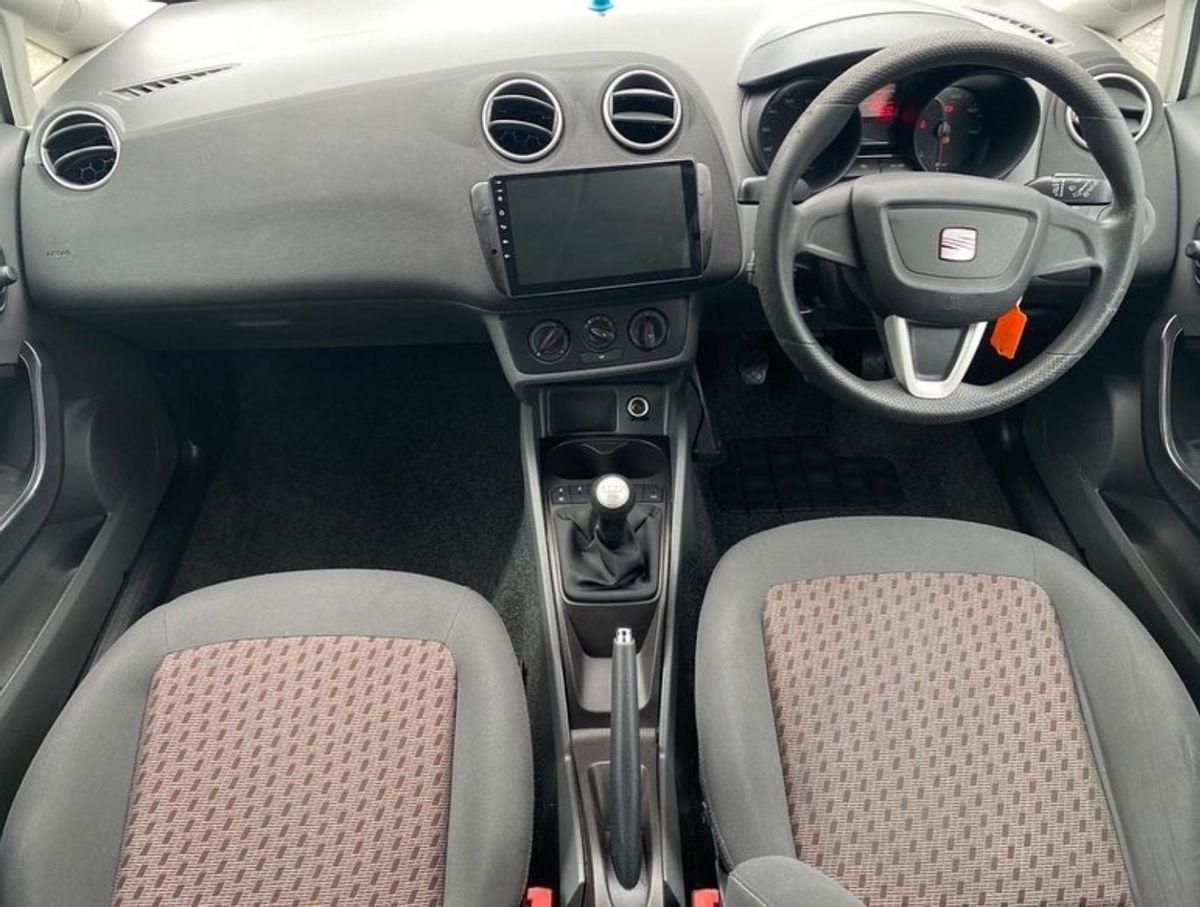 Seat Ibiza Ibiza S 2010 1.2