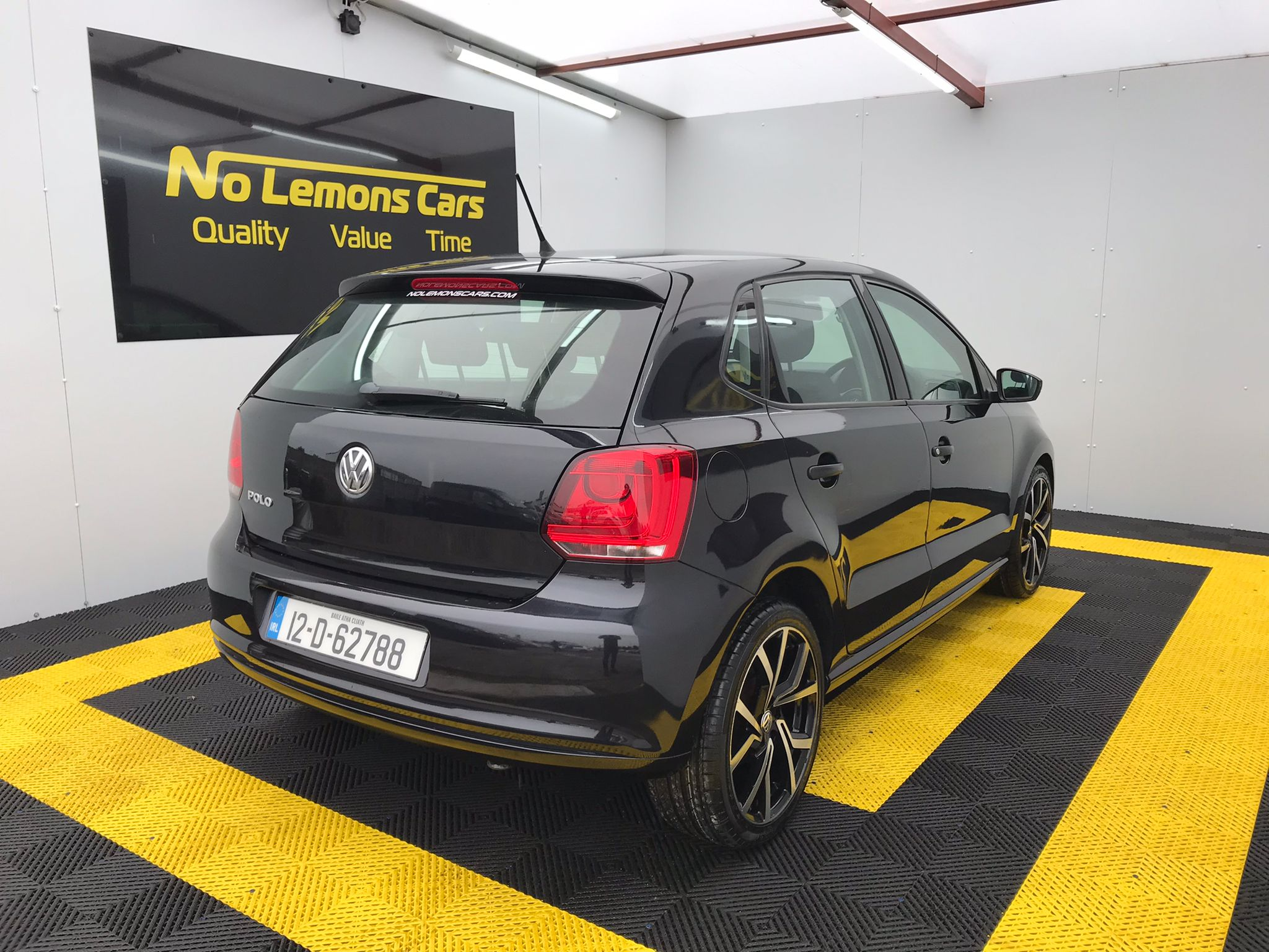 Volkswagen Polo 2012 1.2