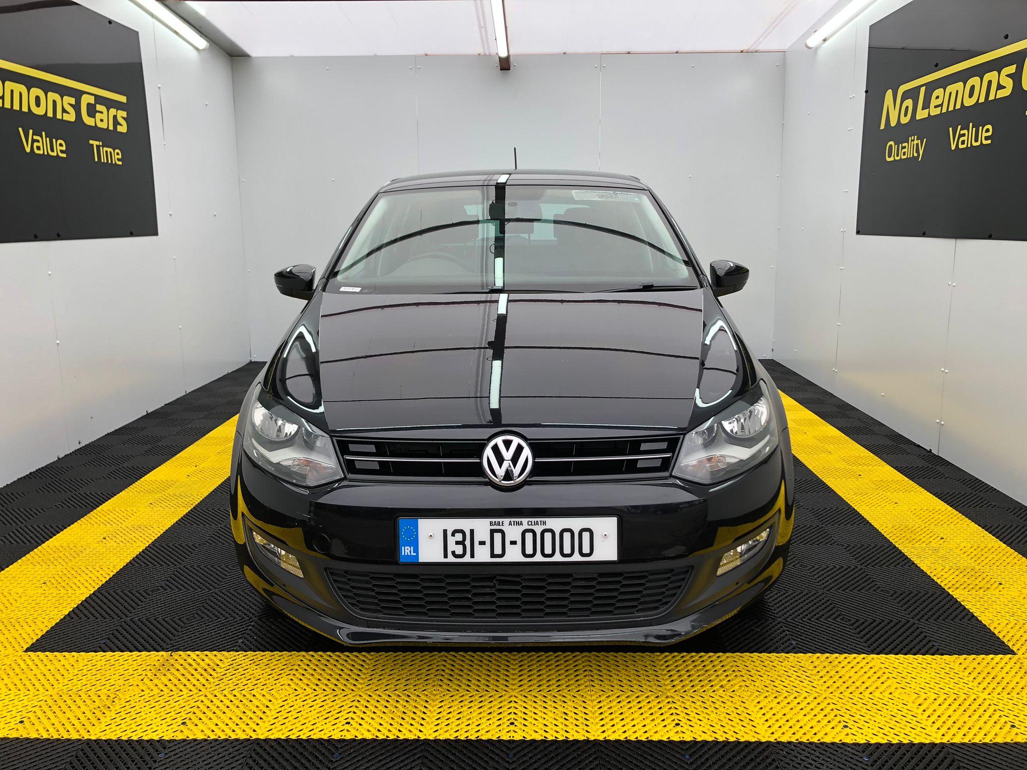 Volkswagen Polo 2013 1.2 Petrol